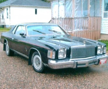 Chrysler cordoba 1978