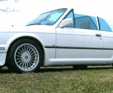 BMW 3251C 1990