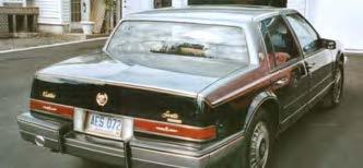 CADILLAC SÉVILLE 1986