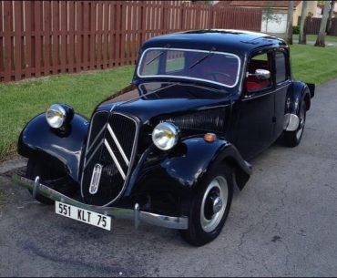 Citroën 1950.