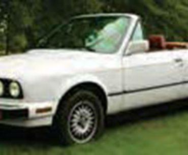 BMW 1987 325i,