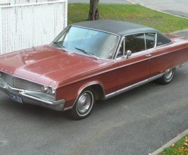 Chrysler Newport Custom 1968