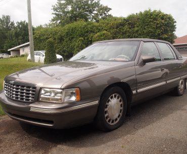 Cadillac 1992 Sedan de ville