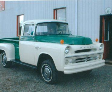 Camion Fargo 1957