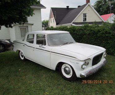 Studebaker Lark VIII 1961