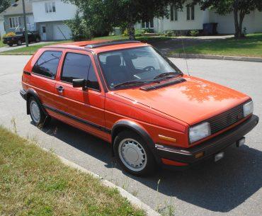 Volkswagen GTI 1985