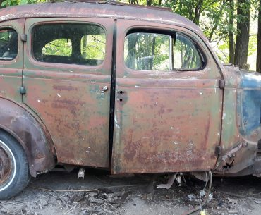 Pièces de Dodge Sedan 1936