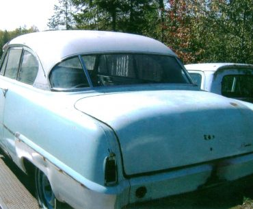 Plymouth Belvedere 1953