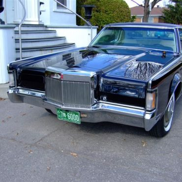 1970 Continental Mark 111