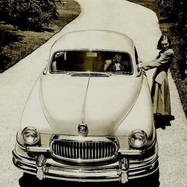 96-Nash Ambassador - New Front End For 1951
