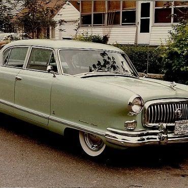 97-Nash Ambassador - Type Super 6 cyl 1953