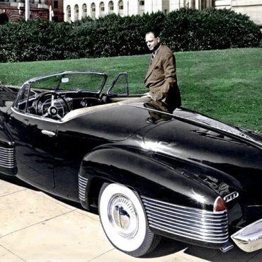 Buick Prototype 1938