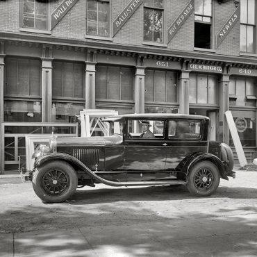 Cadillac 1926