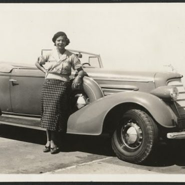 Cadillac 1934