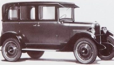 Chevrolet Landau 1926