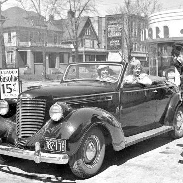 Chrysler 1938