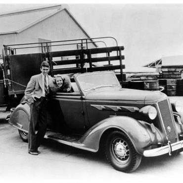 DeSoto 1936