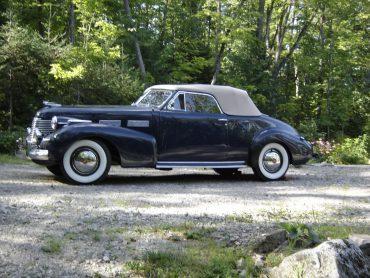 Denis Lacroix, Laval, Cadillac series 6267 1940