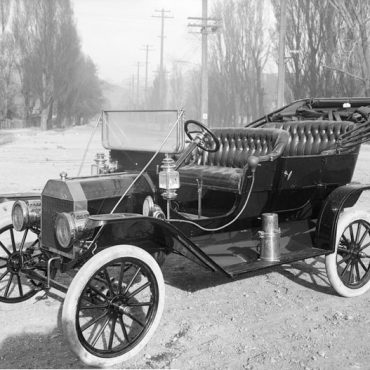 Ford T 1910