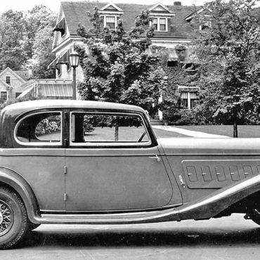 Franklin V12 1933