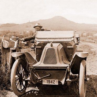 Franklin (refroidi à air) 1911