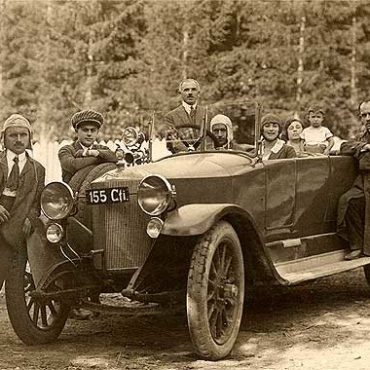 Graft & Stift 1920