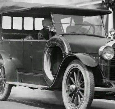 HUDSON Super-Six 1922