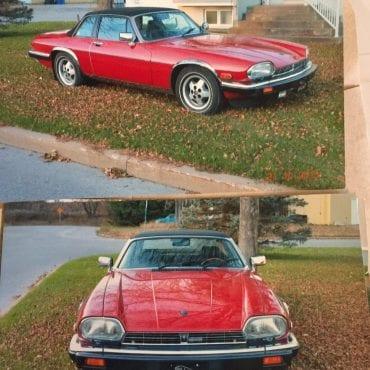 Jaguar XJS-C 1987
