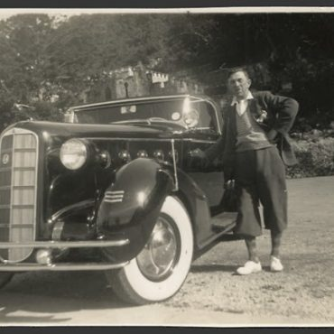 LaSalle 1935