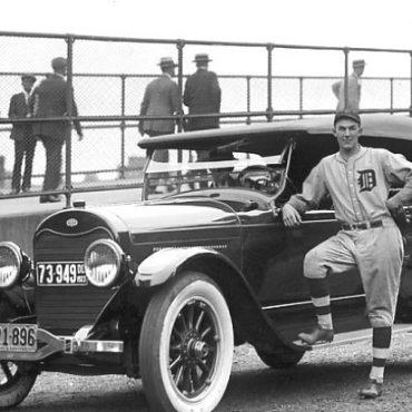 Lincoln 1922