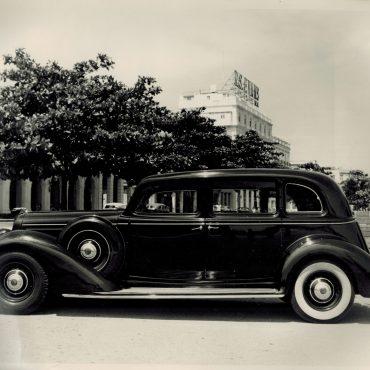 Lincoln 1936
