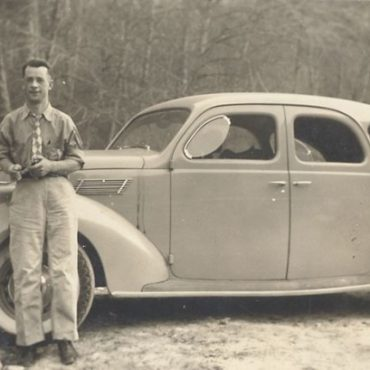 Lincoln Zephyr 1936