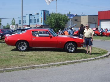 Michel Filiatrault, Lasalle, Chevrolet Camaro Z28 1972