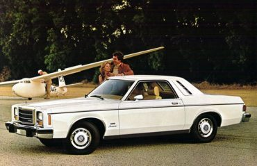 Nicholas Hehn, Ile-Des-Soeurs, Ford Granada 1979