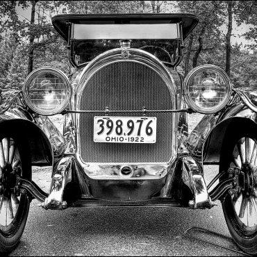 Oldsmobile 1922