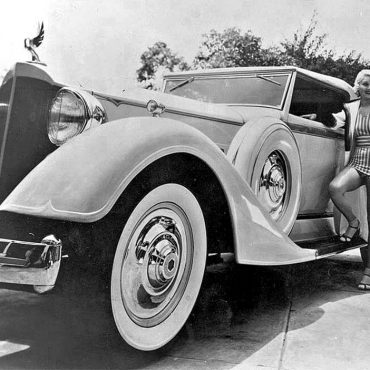 Packard V12 1934