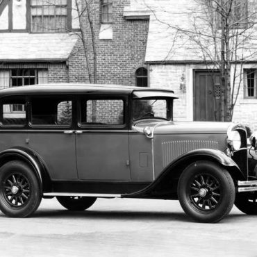 Plymouth 1929