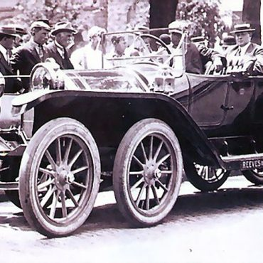 Reeves Octo-Auto 1913
