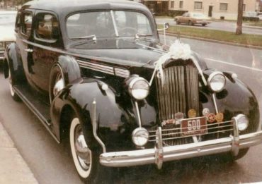 Roger Lamontagne, Montréal, Packard 1939