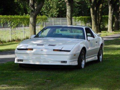 Pontiac TransAm GTA 1988