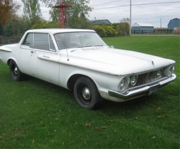 Plymouth Belvedere 1962