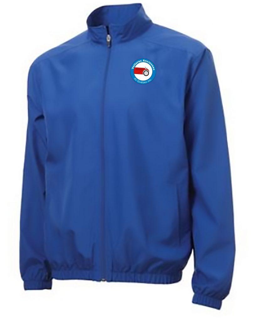 VAQ - Manteau bleu homme