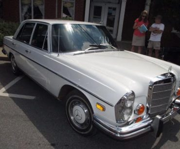 MERCEDES-BENZ Berline 280 SE 1971