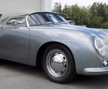 Porsche Speedster 1957