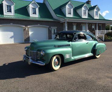 Cadillac série 52, 1941