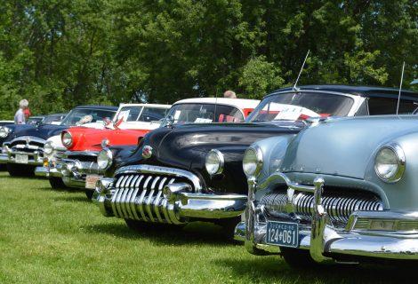 exposition de voitures anciennes de l'ile-perrot - voitures