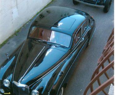 JAGUAR MK1X 1961