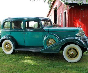 Pontiac Sedan 1933