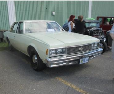 Chevrolet Impala 1979