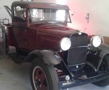 Ford AA camion 1931